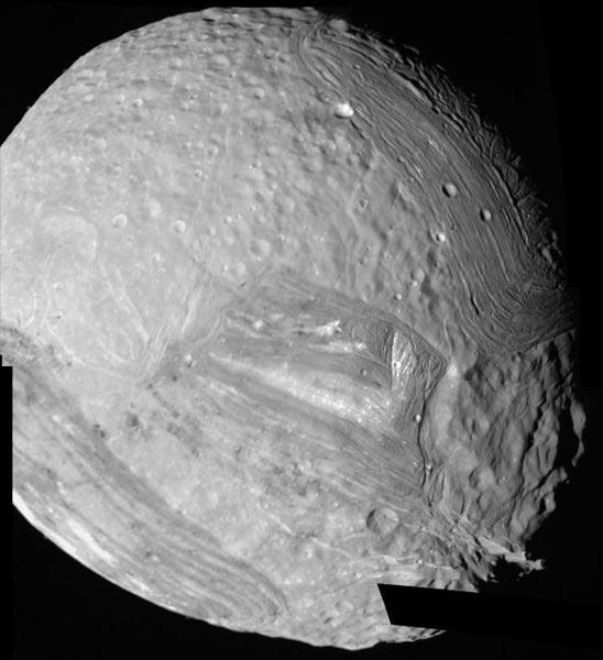 internal uranus moon miranda - photo #14