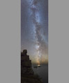 Vertical Milky Way