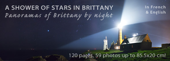 A Shower of Stars in Brittany