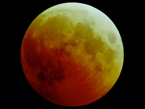 September 27, 1996 total lunar eclipse